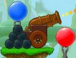لعبة المدفع ضد البالونات 2