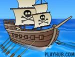 سباق سفن القراصنة