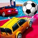 لعبة كرة قدم سيارات همر