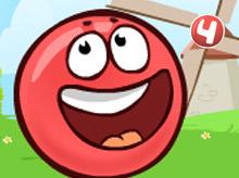 مغامرات الكرة الحمراء 4