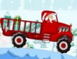 لعبة شاحنة بابا نويل 2012