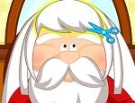 قص شعر بابا نويل