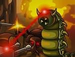 لعبة حرب الحشرات التكتيكي