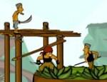 لعبة قتال المزارعين