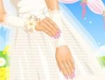 لعبة مناكير اظافر العروسة الرقيقة